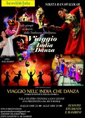 Viaggio Nell'India che Danza