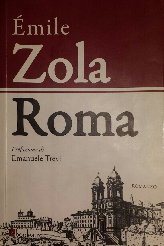 Roma di Emile Zola